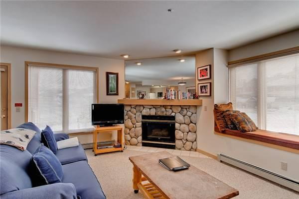 Affordable Breckenridge 2 Bedroom Ski-in - TS234 - Image 1 - Breckenridge - rentals