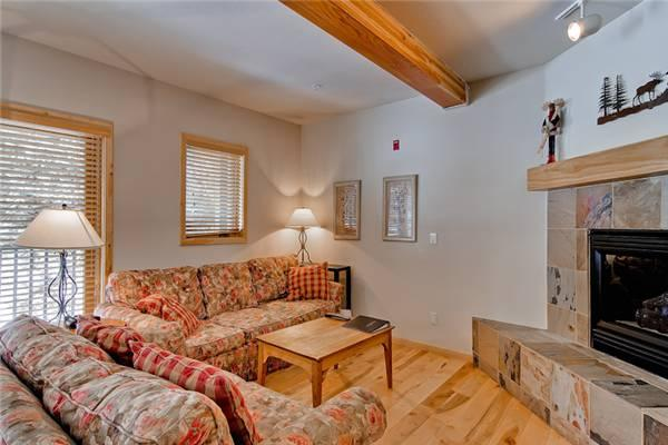 Lovely Breckenridge 2 Bedroom Ski-in - TWA1 - Image 1 - Breckenridge - rentals
