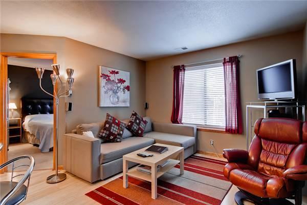 Inviting Breckenridge 1 Bedroom Free shuttle to lift - VP209 - Image 1 - Breckenridge - rentals