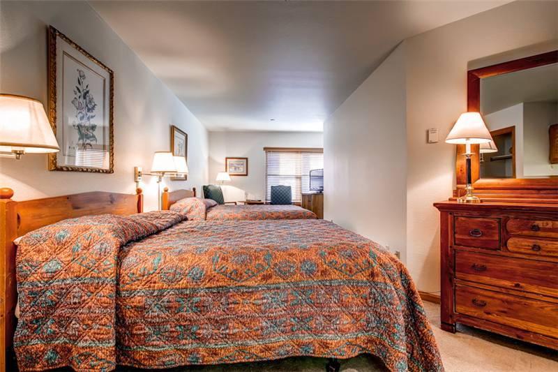 River Mountain Lodge #W214B - Image 1 - Breckenridge - rentals