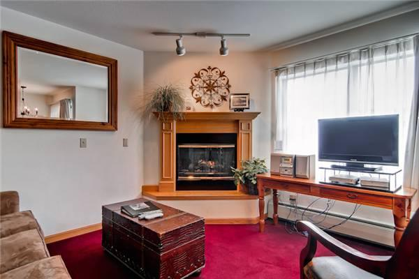 Conveniently Located Breckenridge 1 Bedroom Ski-in - W218F - Image 1 - Breckenridge - rentals