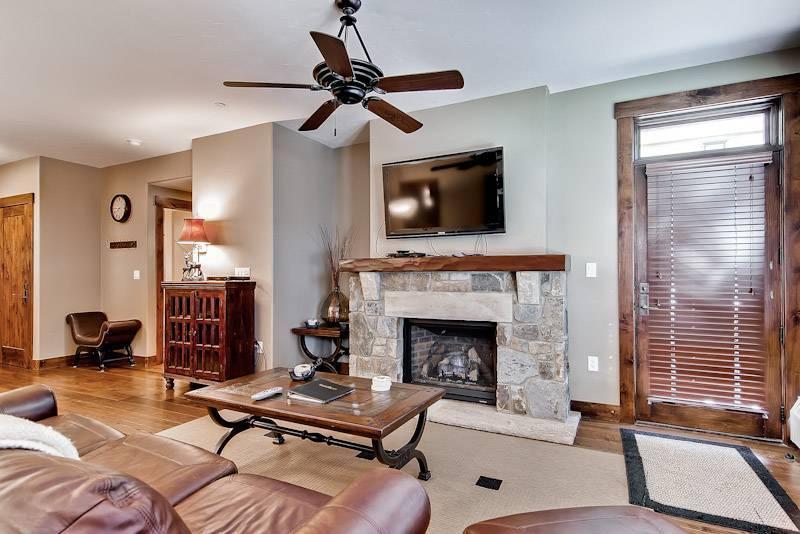 Living Room - WH6015 - Breckenridge - rentals