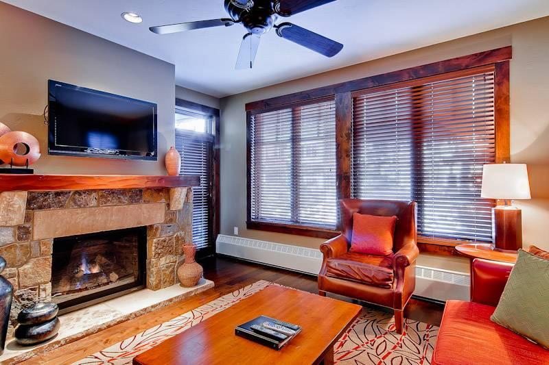 Beautiful Breckenridge 2 Bedroom Walk to lift - WE107 - Image 1 - Breckenridge - rentals