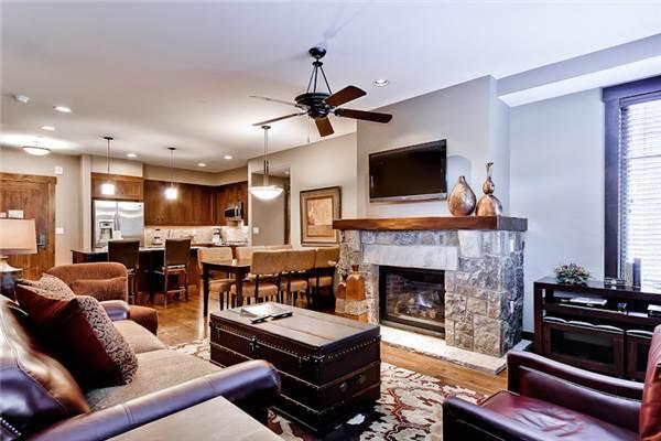Beautiful Breckenridge 3 Bedroom Walk to lift - WE109 - Image 1 - Breckenridge - rentals