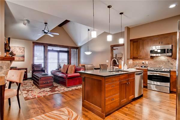 Water House on Main Street #5405 - Image 1 - Breckenridge - rentals