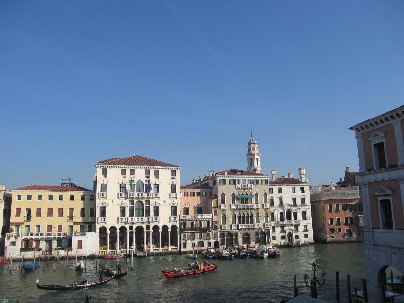 View from the Windows - In Venice, Overlooking the Grand Canal, a Loft on Two Levels - Venice - rentals
