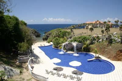 Keyhole Bay Owner and Guest Pool!!! - Oceanfront Home in West Bay, Roatan!!!!! - Honduras - rentals