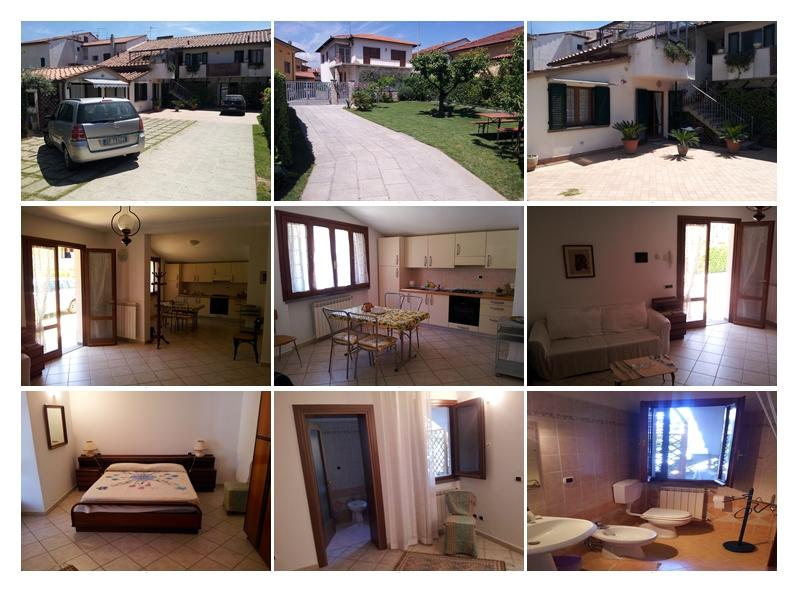 A mix of fotos from the apartment inside and out - Genuine local Italian sanctuary! - Monsummano Terme - rentals