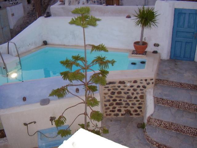 Emporio Cycladic Traditional Style Villa - Image 1 - Santorini - rentals