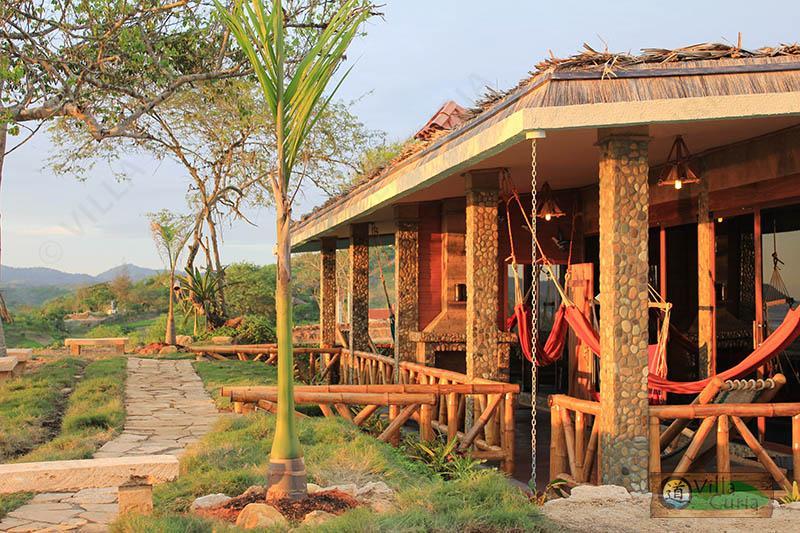 Front Side View - Suites Baja Montañita - Villa Curia - Santa Elena - rentals