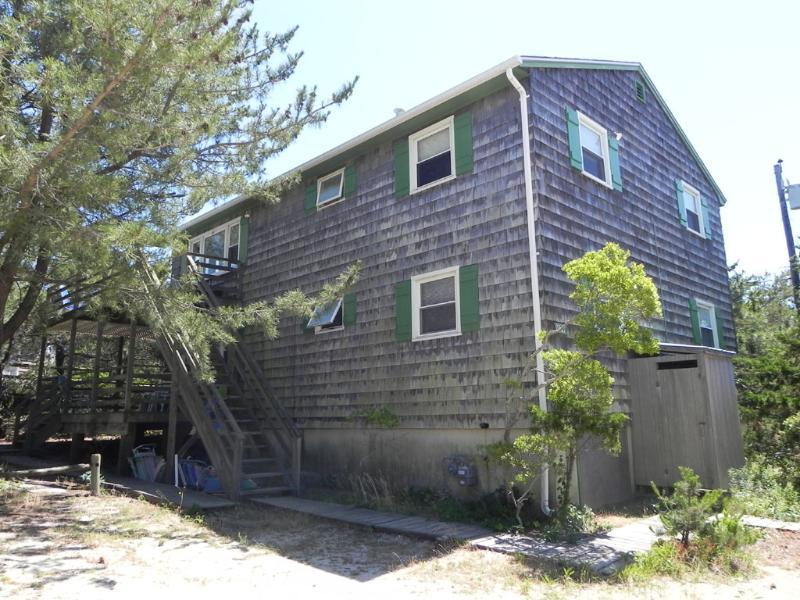 Exterior - Long Beach Island, 1 House Frm Bch,  Duplex Unit 1 - Long Beach Township - rentals
