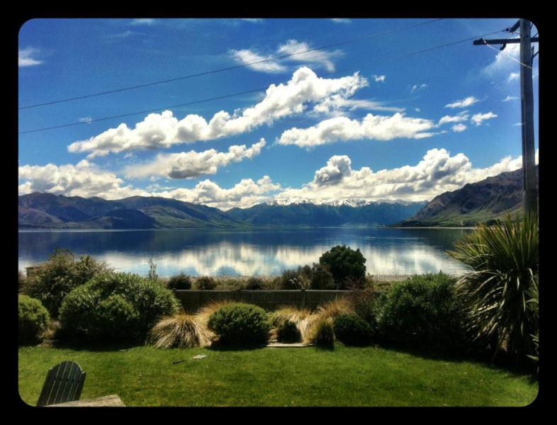 YOUR VIEW - The Black Shack- Absolute Lakefront Absolute Bliss - Otago Region - rentals