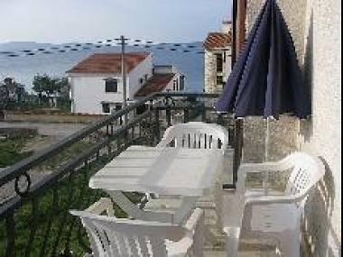 A1(2+1): balcony - 8075  A1(2+1) - Bibinje - Bibinje - rentals