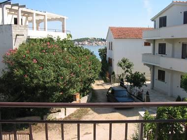 A1(4+1): terrace view - 8085 A1(4+1) - Rogoznica - Rogoznica - rentals