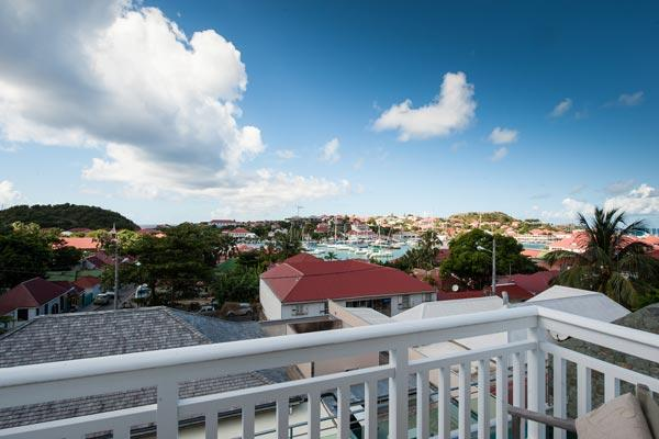In-town villa located in Gustavia with stunning views WV EST - Image 1 - Gustavia - rentals