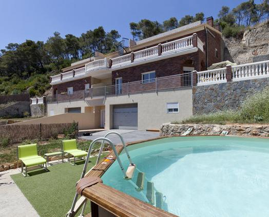 SURROUNDED NATURE Very peaceful Near to Barcelona. - Image 1 - Cervello - rentals