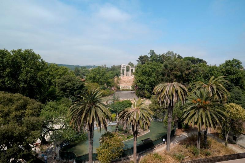 Balcony view to the Zoo - RestingPoints - Laranjeiras - Lisbon - rentals