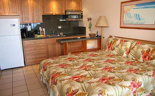 Living area from lanai - Kepuhi Beach  1192 - Maunaloa - rentals