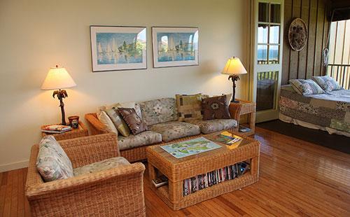 Living area - Paniolo Hale K3 - Maunaloa - rentals