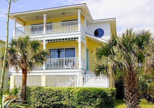 Exterior - Good Vibrations - Saint Augustine - rentals