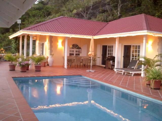 Luxury VILLA WITH OCEAN VIEW - Image 1 - Johnson's Point - rentals