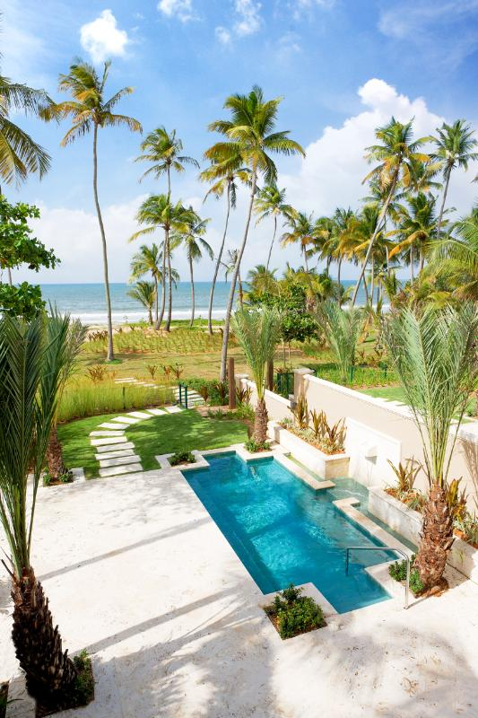 Relax in your own private plunge pool - Luxury Oceanfront ~ Townhome - Puerto Rico - rentals