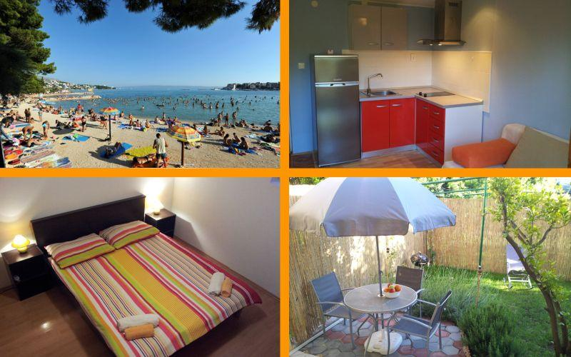 Apartment EM Stobrec - Split - Apartment EM Stobrec Split Croatia - Stobrec - rentals