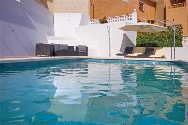 3 bedroom Villa in Calpe, Costa Blanca, Spain : ref 2101741 - Image 1 - Calpe - rentals