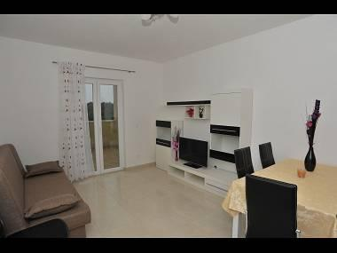 2A(4+1): living room - 8100 2A(4+1) - Supetar - Supetar - rentals