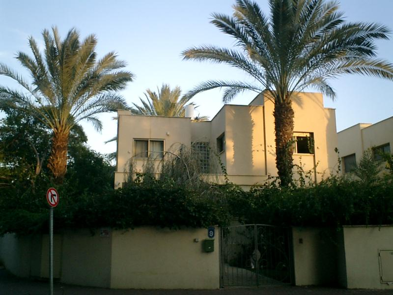 house exterior - Beautiful villa with swimming pool - Herzlia - rentals