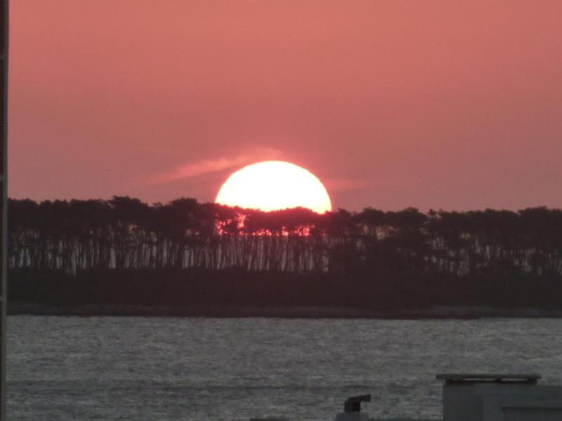 sunset - An exceptional view of the sunset!! - Punta del Este - rentals