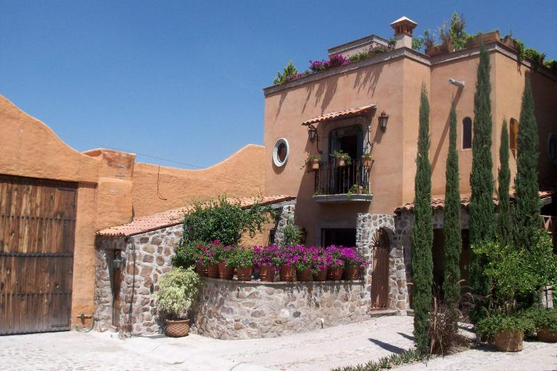 Casa Adriana in the Heart of San Miguel De Allende - Image 1 - San Miguel de Allende - rentals