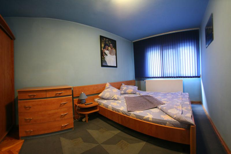 First bedroom - Vidican vacation rentals - Timisoara - rentals