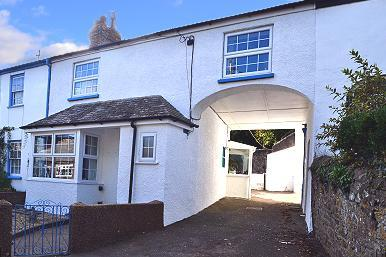 Arch Cottage - Image 1 - Bude - rentals