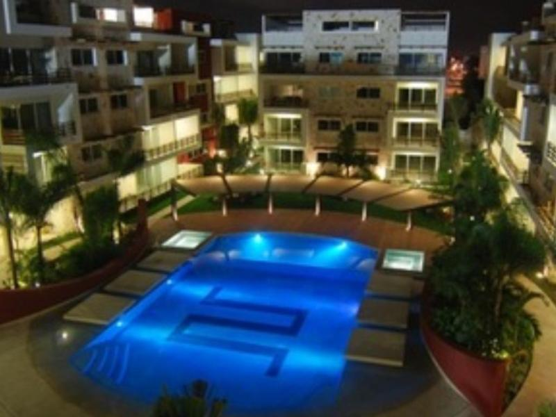 Amazing 3 Bedroom Apartment -Sabbia - Image 1 - Playa del Carmen - rentals