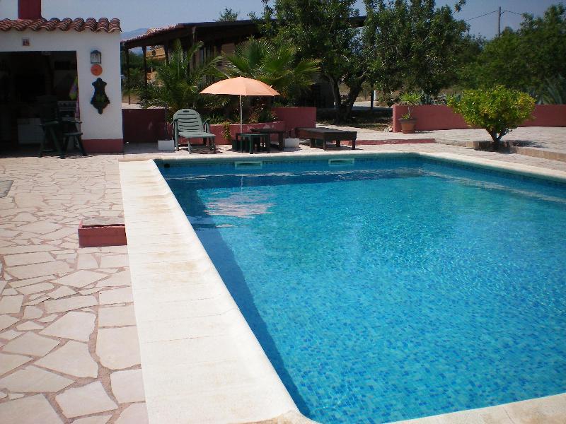 Pool - Casa Blanca - Roquetes - rentals