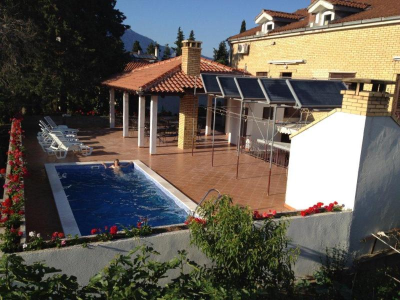 Swimming pool - Iliskovic Apartments - Korcula - rentals