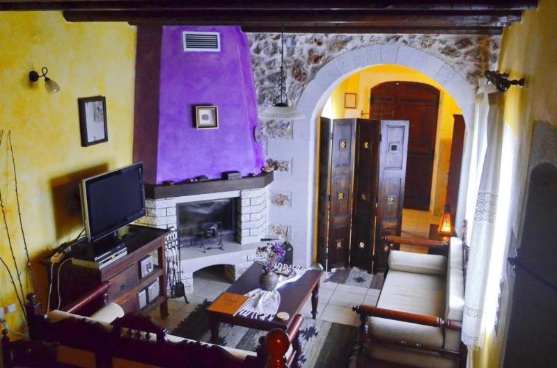 Samonas - No5 Malotira / One bedroom villa. - Image 1 - Chania - rentals