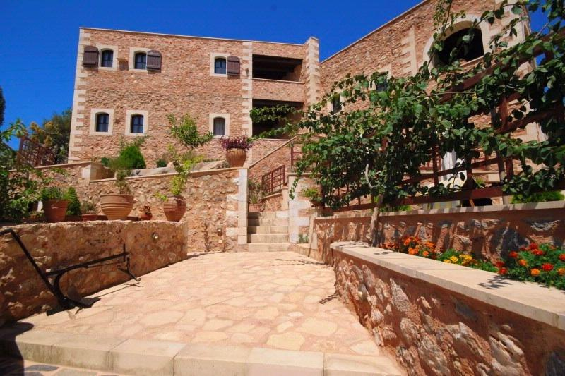 Samonas - No6 Fliskouni / One bedroom villa. - Image 1 - Chania - rentals