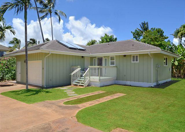 Hale Ko - POIPU 2bd/2 ba detached cottage, a/c, beaches/pool/spa/tennis, garage - Koloa - rentals