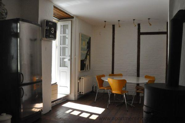 Close To Sankt Hans Torv - Close To The Lakes - 394 - Image 1 - Copenhagen - rentals