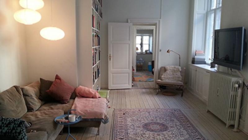 Frederiksberg Allé Apartment - Spacious Copenhagen apartment near Vesterport station - Copenhagen - rentals