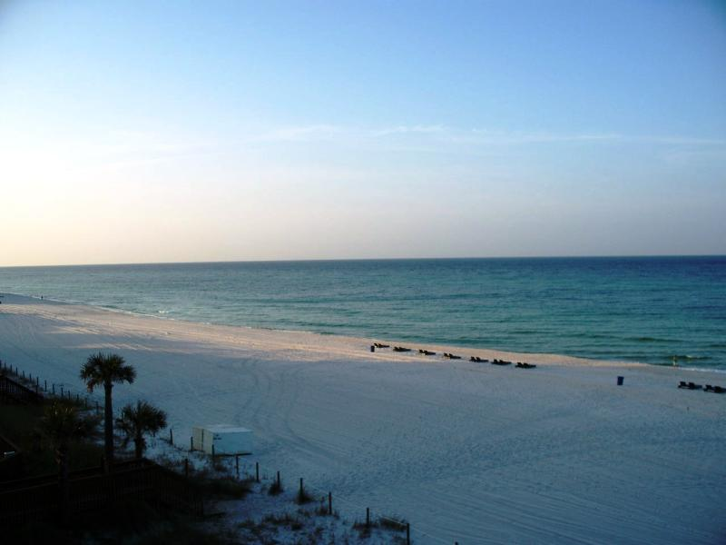 View from Balcony - Luxury Beach Front at Seachase(W302), Free Chairs - Panama City Beach - rentals