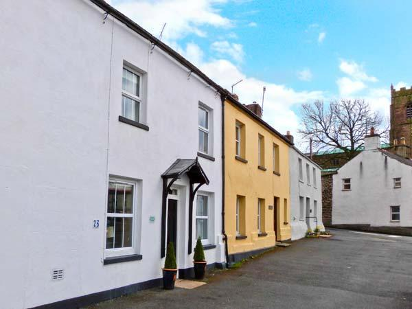 CHERKABY COTTAGE, romantic cottage, ground floor accommodation, great touring base, in Kirkby Stephen, Ref. 18416 - Image 1 - Kirkby Stephen - rentals