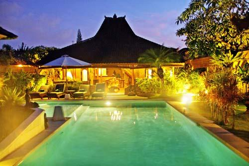 Joglo Villa - 2 Bedroom villas with pool at central Seminyak - Bali - rentals
