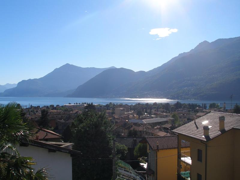 View from the house - Lake Como cozy nice view kids friendly+wi-fi+bikes - Dervio - rentals