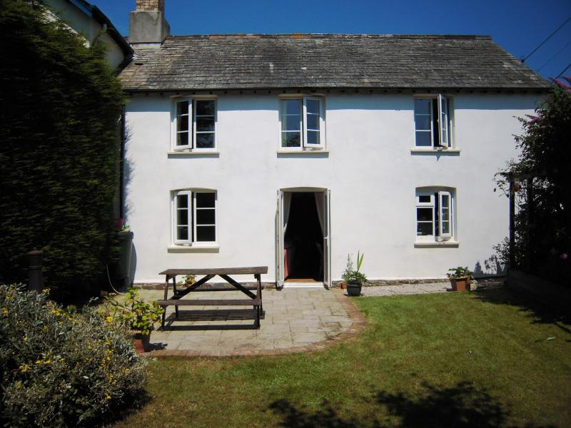Stibb Farm Cottage - Image 1 - Bude - rentals