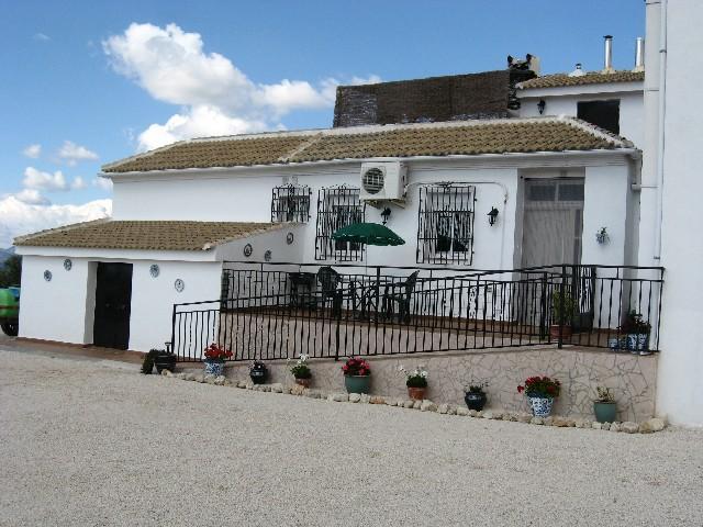 Outside Photo - Delahoja Farmhouse - Province of Granada - rentals