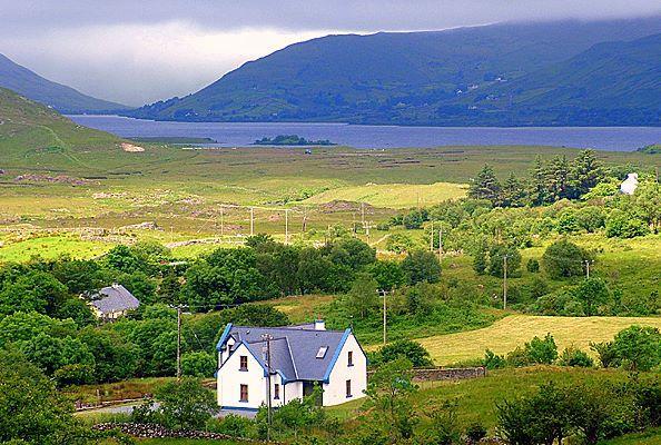 Bencorragh Lodge - Self catering, modern, wi-fi, bikes, Connemara - Northern Ireland - rentals
