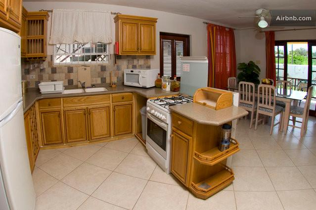 Ginger Lilly - one bedroom apartment - Sungold House, Heywoods, St. Peter-1 bedroom apt - Exchange - rentals